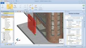 Desenhar elementos com MagneticGrid 01 - software BIM Edificius
