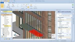 Copiar e colar objeto com MagneticGrid 02 - software BIM Edificius