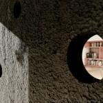 Casa Kaprys -detalhe textura - Edificius