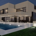 Render Fotorrealista: Arquitetura piscina software BIM Edificius
