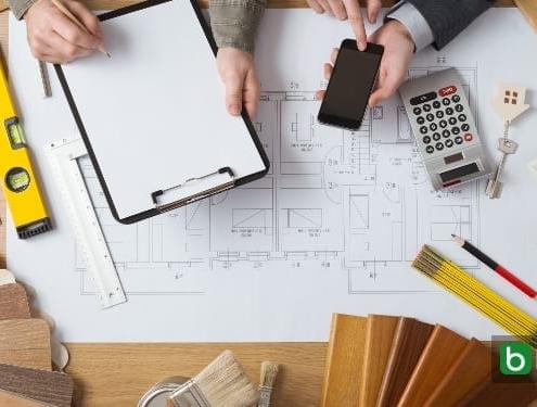 orçamento obras do projeto com um software BIM Edificius