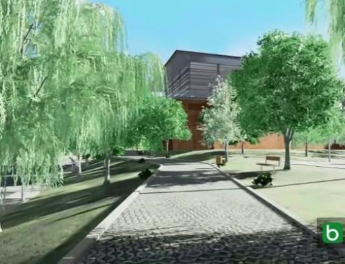 Desenhar os espaços exteriores: Daegu Gosan Public Library