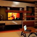 Sala de estar_Casa SJ