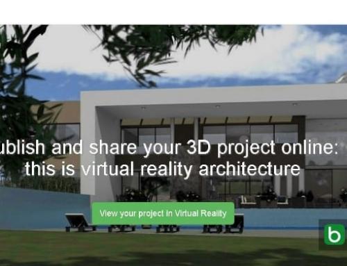 Publicar e partilhar na Internet um projeto BIM em 3D