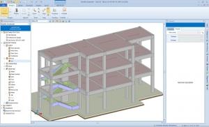 Edilus: modelo físico da estrutura