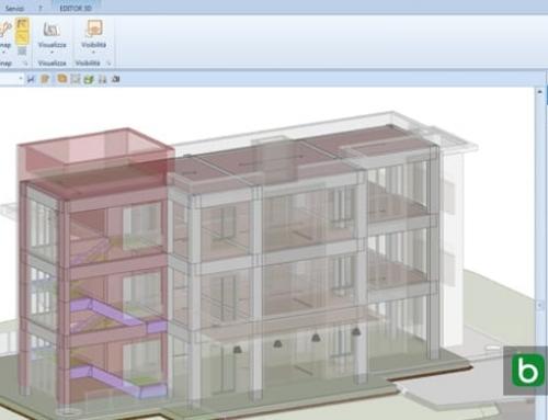 Colaboração BIM, um exemplo prático de desenho arquitetônico e cálculo estrutural