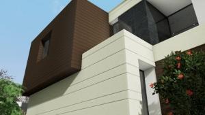 Detalhe exteriores Country House em Marfino