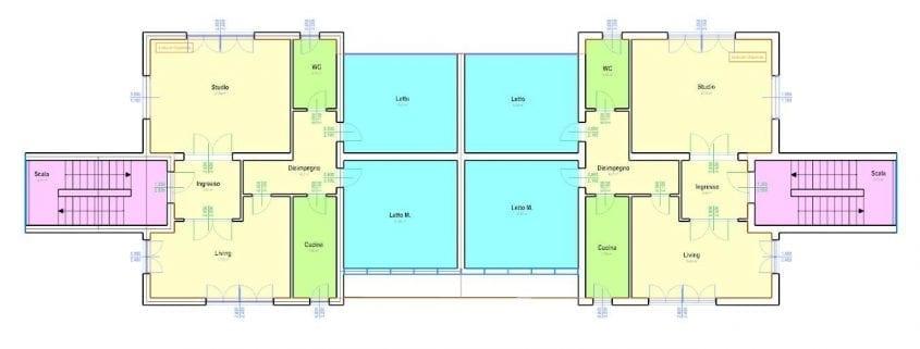 Distribuição funcional dos ambientes (Imagem 4)