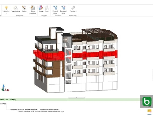 Clash Detection e Code Checking BIM software_Edificius
