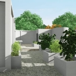 Disposição Terraço-Villa-Savoye-Edificius-BIM