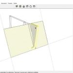 Modelagem objeto com SketchUp
