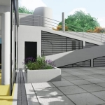 Promenade-passeggiata architettonica-Villa Savoye-BIM-Edificius