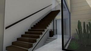 Escada de Marble&Bamboo