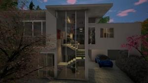 Desenhar a iluminação dos ambientes interiores