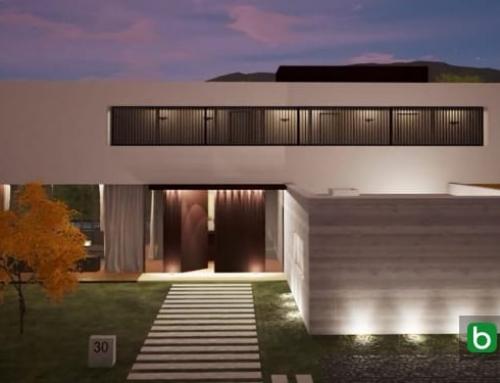 Iluminação de exteriores: como desenhar usando um software