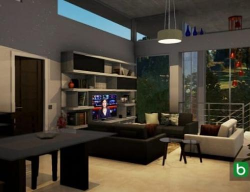 Como modelar e personalizar os espaços interiores de uma casa
