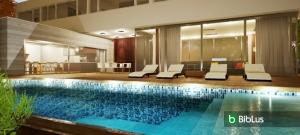 Modelar uma piscina de profundidade variável com um software BIM Edificius