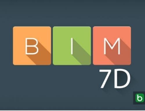 As dimensões do BIM: 3D, 4D, 5D, 6D, 7D