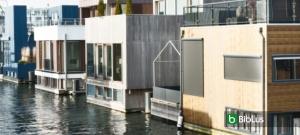 Tipos de casas geminadas com imagens e desenhos DWG para baixar_Edificius