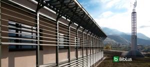 Proteções solares para edifícios e Brise-soleil: o que são e como desenhá-las com um software BIM