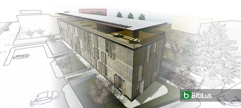 Casas em fita, projetos e exemplos com plantas, planimetrias, desenhos_Edificius