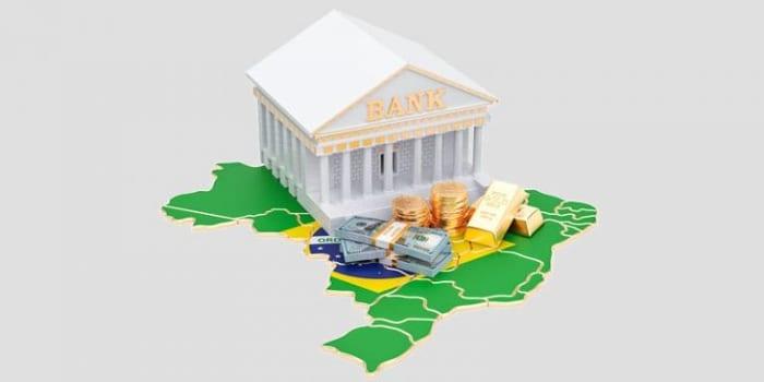 A imagem se refere aos Investimentos em BIM no Brasil