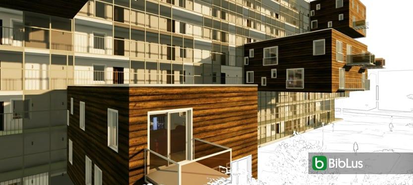 Projetos famosos de habitação social: projetos e modelos BIM para baixar_Edificius