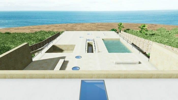 House of the Infinite - render realizado com Edificius