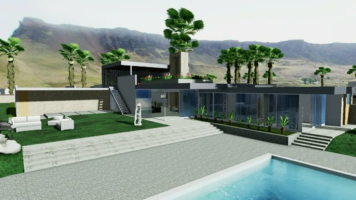 casa-unifamiliar-casa-Kaufmann-render-Caramanchão-software-BIM-Edificius