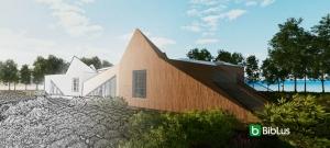 Projeto de construção de uma escola_programa de arquitetura BIM_Edificius