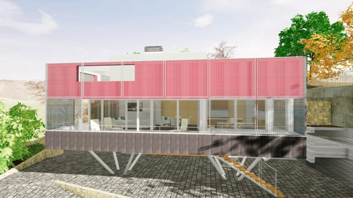 Projetos de casas unifamiliares-Coma_02-render-software-BIM-Edificius