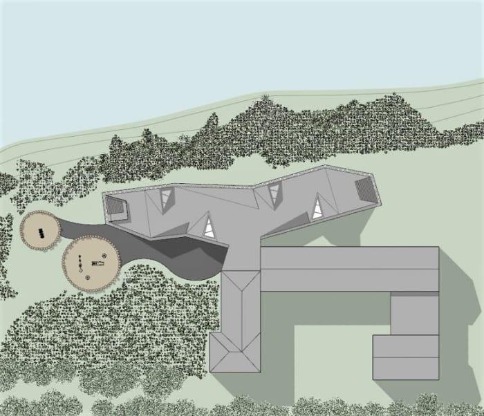 Raa-Day-Care-Center_Planimetria_programa de arquitetura BIM-Edificius