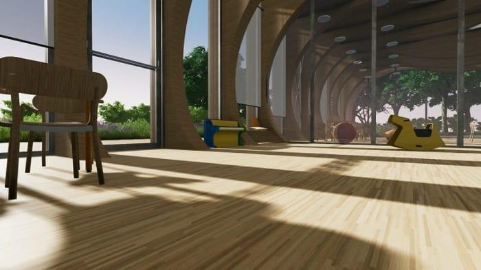 materiais_creche-La-Balena_Render_projetos-de-escolas-software-BIM-arquitetura-Edificius