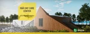 Construcao de uma escola projetos e exemplos em formato DWG para baixar_Raa Day Care Center-Dorte Mandrup Arkitekter