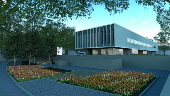 HarveyPediatricClinic_externos_Render_Edificius_programa de arquitetura BIM