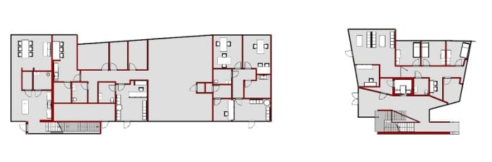 Planta_Piso térreo-Terra_Harvey-Pediatric-Clinic_programa- arquitetura-BIM-Edificius
