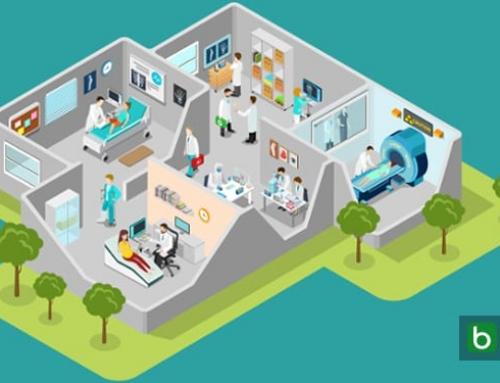 Arquitetura hospitalar, um guia com arquivos de exemplo para baixar