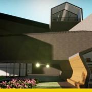 Arquitetura de museus projetos arquitetonicos em formato dwg