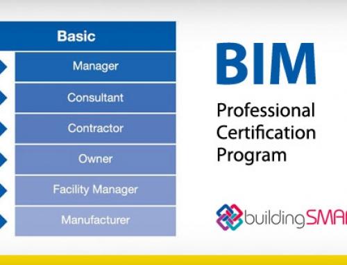 Professional Certification Program, competências e capacitação em BIM no nível internacional