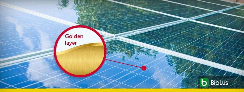 "O painel solar ""Golden Sandwich"" capaz de criar hidrogénio_Solarius PV"