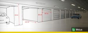 Como fazer projetos de garagem: um guia útil com exemplos 3D e em formato dwg_Edificius