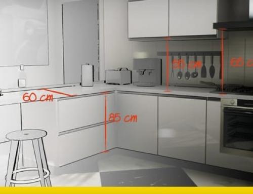 Desenho de cozinha, o guia técnico para projetistas