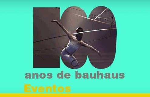 100 anos de Bauhaus: eventos que não se pode perder_Edificius