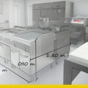 6 regras para projetar uma cozinha de restaurante_Edificius