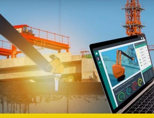 Cada vez mais inteligência artificial na construção civil