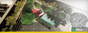Mobiliário urbano, critérios e exemplo de projeto_programa de arquitetura BIM Edificius