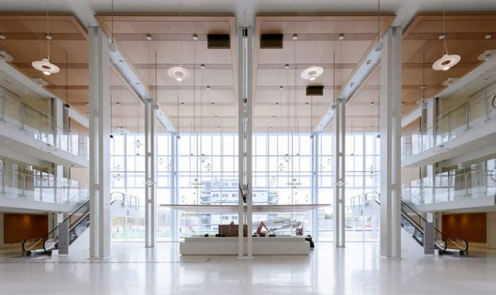 átrio-Tribunal de Paris-renzo-piano-BIM