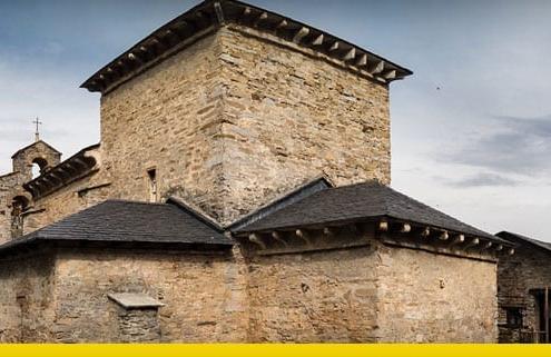HBIM: a restauração da Iglesia de Santiago de Peñalba na Espanha_Edificius