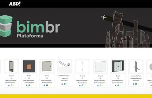 Plataforma BIM BR, a biblioteca mundial para baixar objetos BIM_Edificius