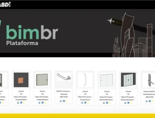 Plataforma BIM BR, a biblioteca mundial para baixar objetos BIM